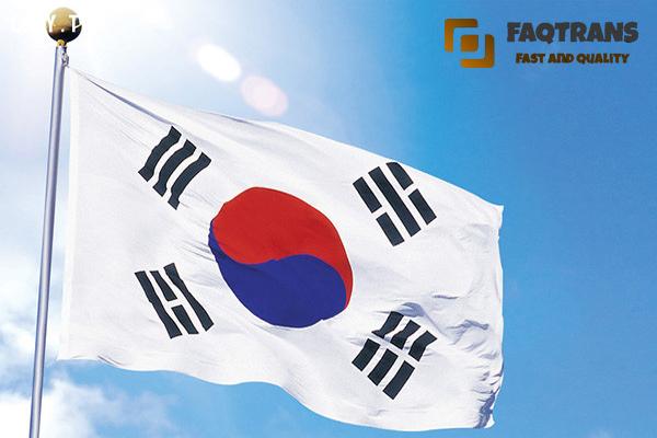 Đơn vị dịch thuật tiếng Hàn chuyên nghiệp, uy tín tại Hà Nội